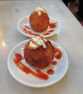 Bombas at Jai-Ca