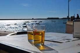 Beer Cadiz bar Andalucia holiday