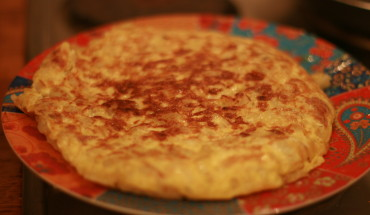 spanish omeletete recipe