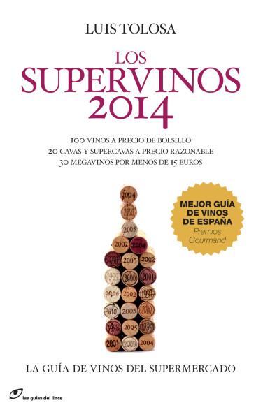 Portada de los supervinos 2014