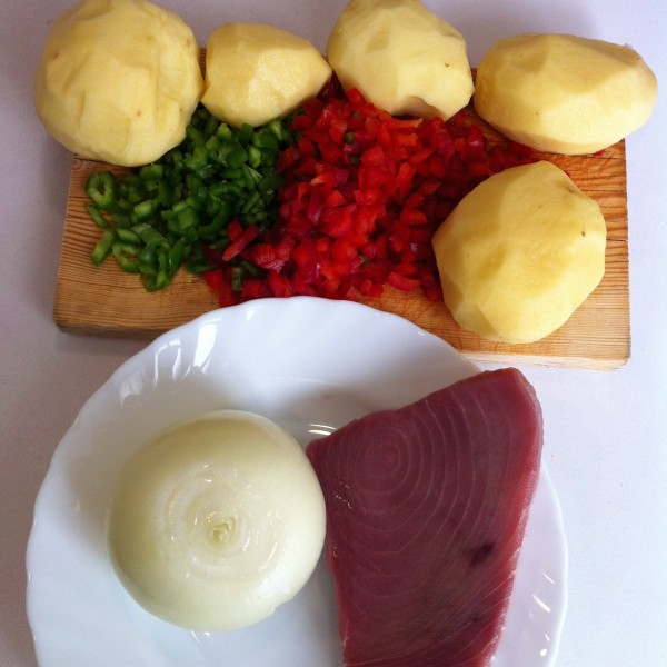 marmitako ingredientes