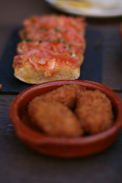 Tapas at Camino London