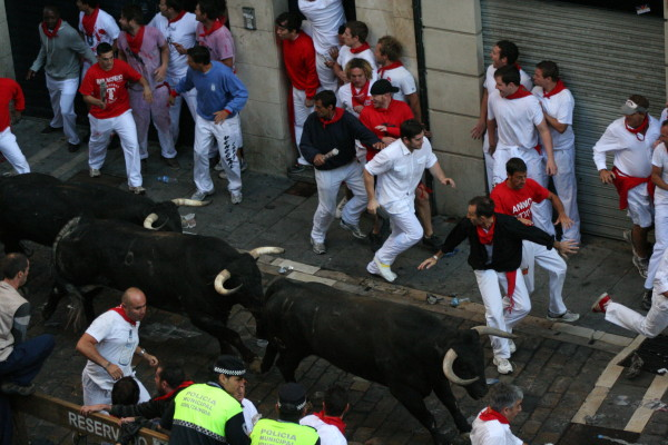 running of the bulls jaronson