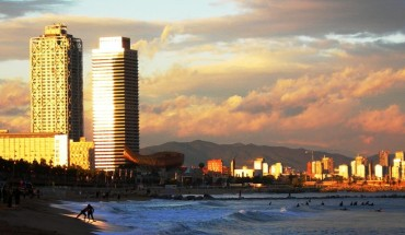 playa de Barceloneta
