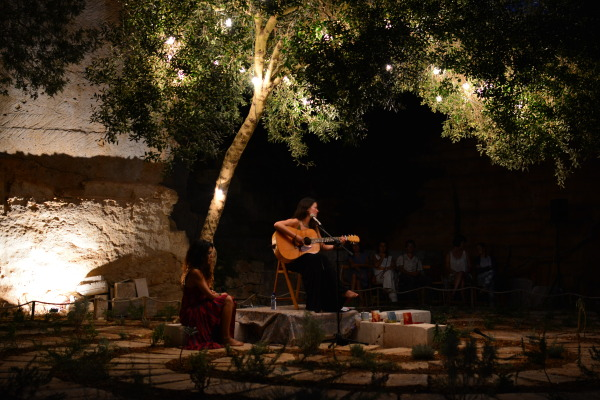 Music at Lithica, Menorca