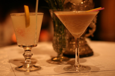 bar abaco cocktails